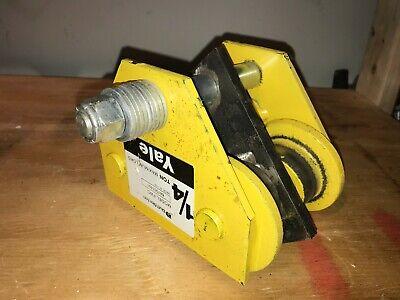 Yale 14 Ton I-beam Push Trolley Fcw-647057401