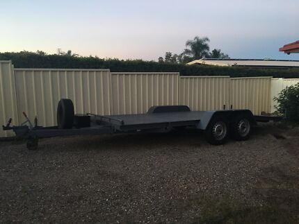 CAR TRAILER HIRE FROM $50 Thornton Maitland Area Preview