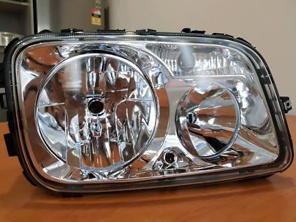 Mercedes Benz Mp3 Head lamp
