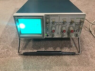 Tektronix 2213a 60mhz Dual Channel Oscilloscope