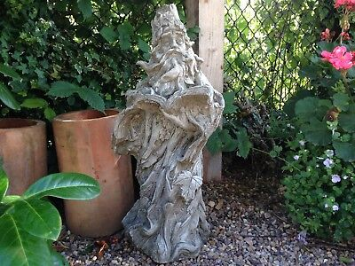 Wizard stone ornament,Garden wonderful wizard stone statue sculpture,Magic Power
