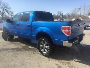 2009 Ford F-150 4x4 SAFETIED