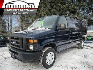 2008 Ford Econoline E-150 CARGO VAN LOW KMS