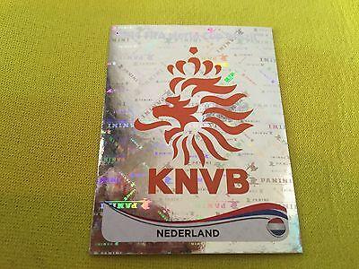 Sticker Panini Brasil 2014 Wc - No. 127 Netherland