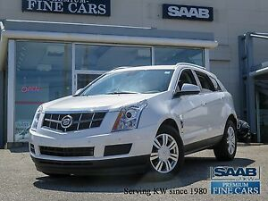2012 Cadillac SRX AWD LUXURY edition NO Accidents Panoramic  Roo
