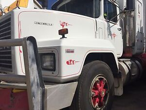 115 tonne rated MACK PRIMEMOVER Ormeau Gold Coast North Preview