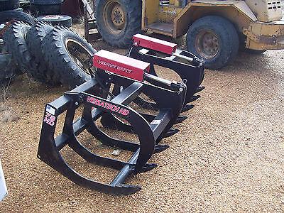 New Versatech Hydraulic Grapple - Double Ram 78 Heavy Duty