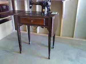 Singer sewing machine 201k Doonan Noosa Area Preview