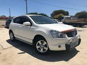2007 NISSAN DUALIS Ti *MANUAL* SUV * 15 MONTHS FREE WARRANTY* Bayswater Bayswater Area Preview