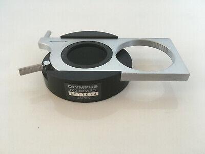 Olympus Polarizer For Ix2-mlwcd Condenser Part Ix2-mlwpo