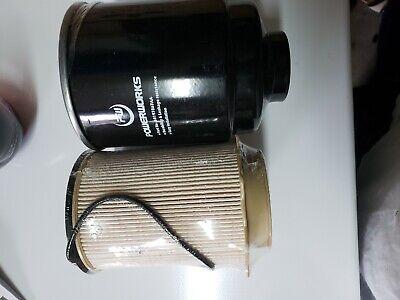 For Dodge Ram 6.7L Diesel Fuel Filter Kit 2013-2017 2500 3500 4500 5500 Cummins
