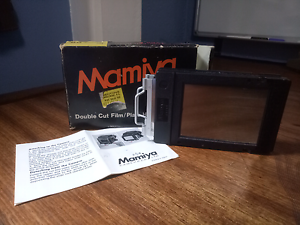 Mamiya Type A film Holder Montmorency Banyule Area Preview