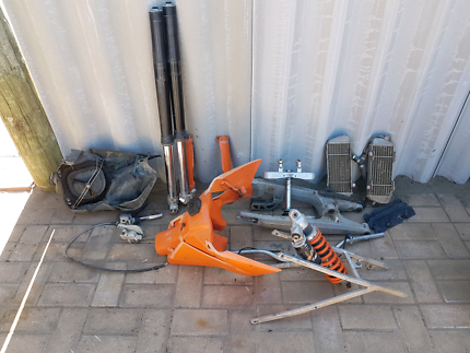 05 KTM 250 SXF Parts  Bertram Kwinana Area Preview