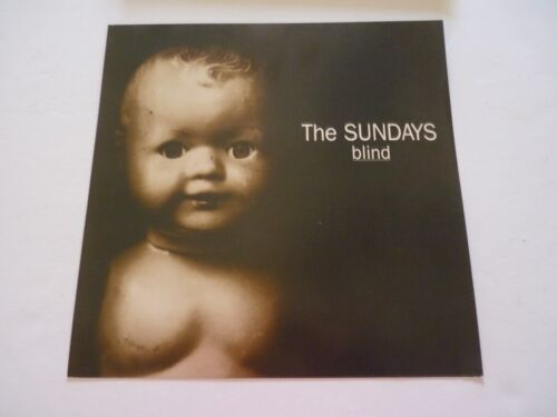 The Sundays Blind LP Record Photo Flat 12X12 Poster