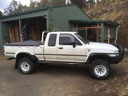 Toyota Hilux Extra Cab 4WD 2.8L Diesel Huonville Huon Valley Preview