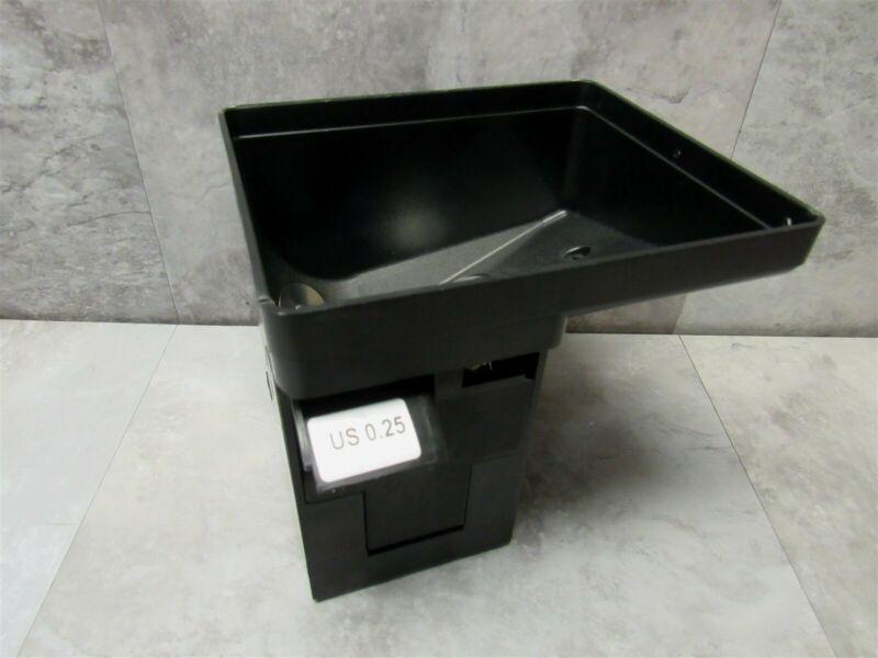 Money Controls .25 Cent Coin Hopper Lot for NCR Bulk Coin Recycler