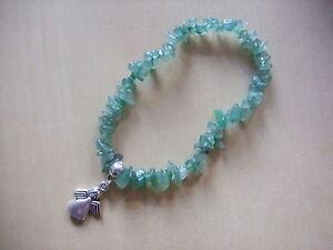HEALING ANGEL, AVENTURINE Gemstone Bracelet