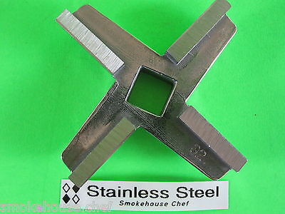32 Commercial Meat Grinder Knife Blade For Hobart 4732 4332 4532 Part 15796