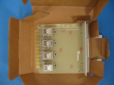 New In Box Tellabs 81-9001 Relay Assembly 24-volt