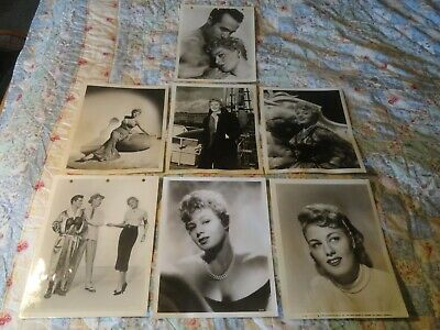 Nice SHELLEY WINTERS Vintage Stills