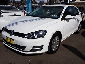2016 Volkswagen Golf 90TSI  Automatic Hatchback only 102xxxkms