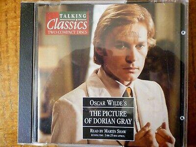 - 2 CD AUDIO BOOK - THE PICTURE OF DORIAN GRAY - Talking Classics No: 11