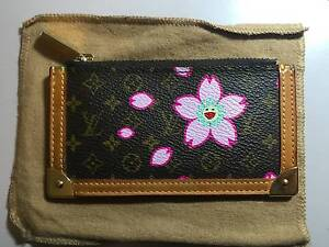 Louis Vuitton Cherry Blossom Key Pouch Cles Liverpool Liverpool Area Preview