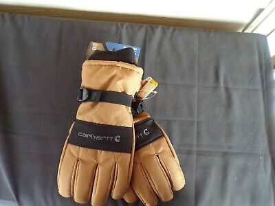 Carhartt Water Proof Insulated Gloves A511 Medium New