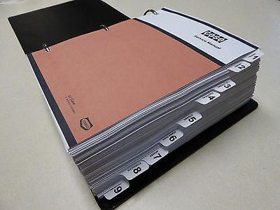Case 580k Phase 3 Loader Backhoe Service Manual Repair Shop Book New Wbinder