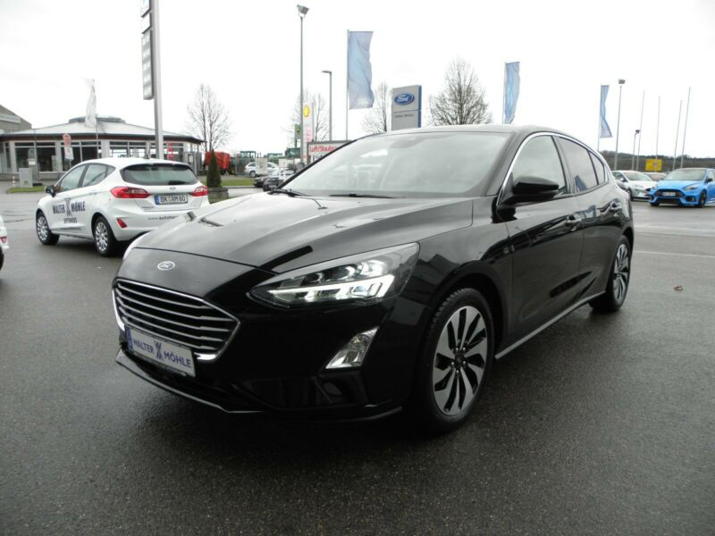 Ford Focus Lim. Cool&Connect,LED Scheinwerfer