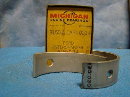 1965 - 88 Ford Truck 240 300 E100 F100 F150 Rod Bearing Set 020