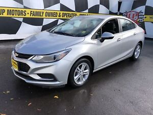 2016 Chevrolet Cruze LT, Automatic, Back Up Camera, Heated Seats
