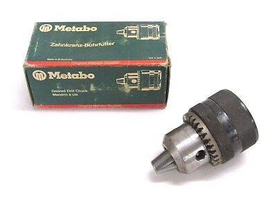 New Metabo 12 13mm Geared Drill Chuck No Chuck Key