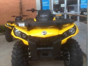 CAN-AM OUTLANDER 570 AND 650 Armidale Armidale City Preview