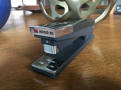 New Unused Vintage Acco Office Stapler Swingline