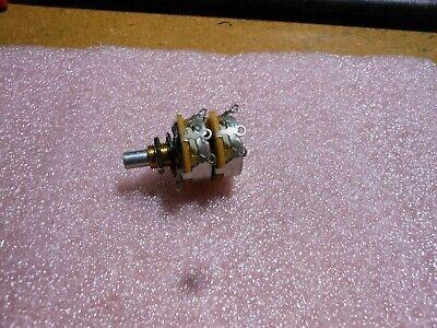 Cts Variable Resistor Part 219766 Nsn 5905-01-046-9141