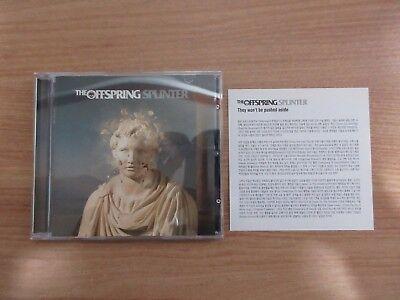 The Offspring – Splinter Rare Korea CD PROMO