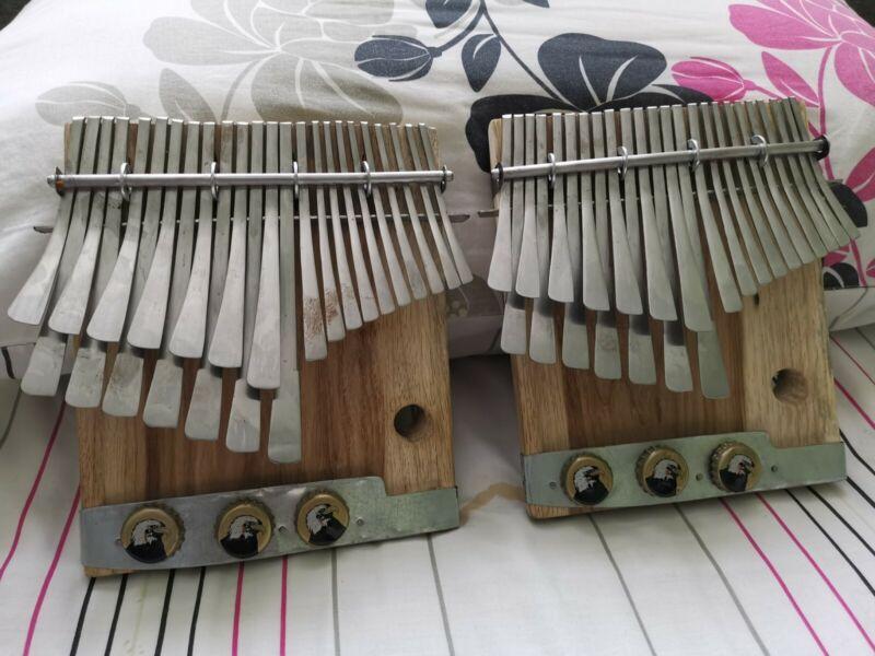 Mbira instrument (SET)