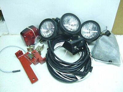 New Holland Square Baler Light Kit-570875580585 Others-field And Road Kit