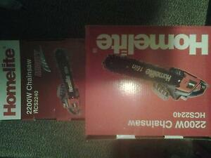 Chainsaw electric 2200w 16inch bar brand new Revesby Bankstown Area Preview