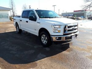 2016 Ford F150 crew cab.  MAKE AN OFFER