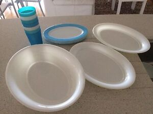 Plastic dinnerware Fern Bay Port Stephens Area Preview