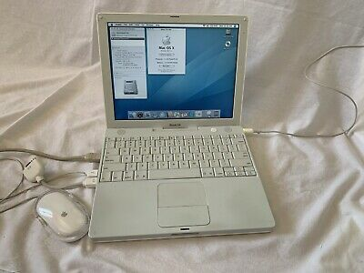 "Apple iBook A1054 12.1"" Laptop - M9426LL/A (April, 2004)"