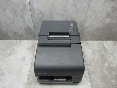 Epson Tm-h6000iv Pos Thermal Receipt Printer M253a W Power Plus Qty Available