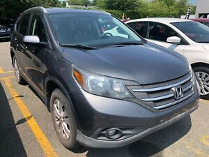 2013 Honda CR-V Touring Traction Int