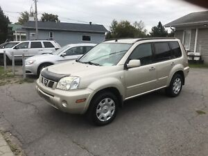 Nissan xtrail 2005 impecable