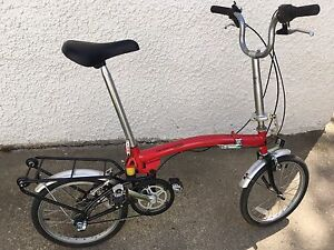 Folding Bike with more pictures