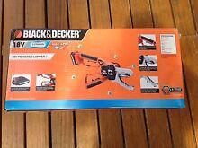 Black & decker cordless lopper Heidelberg Heights Banyule Area Preview