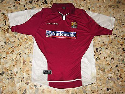 Maillot shirt trikot maglia jersey NORTHAMPTON TOWN FC  2005-2006  ENGLAND RARE image