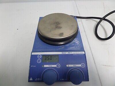 Ika Ret Control-visc S1 Digital Magnetic Stirrer Hotplate